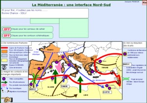 Mediterranee une interface Nord Sud